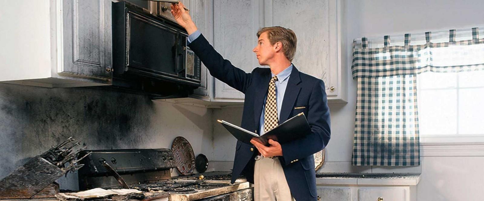 экспертиза пожара дома