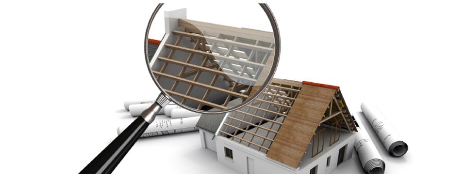 Выполнение обмеров и обследование зданий и сооружений