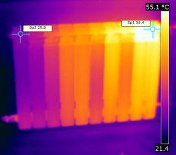обследование квартиры тепловизором