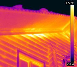 Проверка утечек тепла