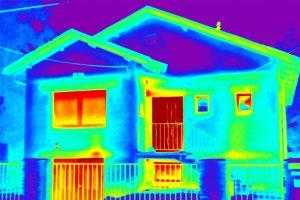 тепловизионная съемка дома