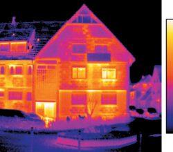 тепловизионный контроль зданий