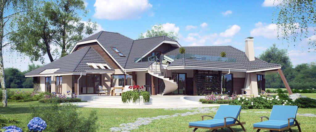 Проектирование и строительство каркасно панельных домов
