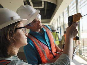 обследование технического состояния конструкций